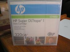 5x  HP Super DLTtape I (DLTI)  320Gb Backup Tapes C7980A