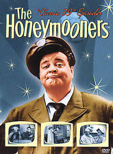 The Honeymooners - The Classic 39 Episodes (Dvd, 2003, 5-Disc Set) New.