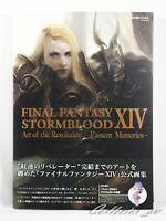 3 - 7 Days | FFXIV Stormblood Art of Revolution Eastern Memories + Code
