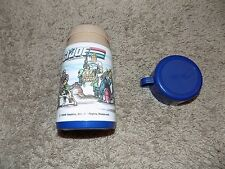 Vintage G.I. Joe Blue Thermos 1986