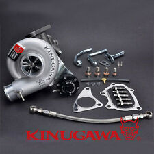Kinugawa Billet Turbo For SUBARU Impreza WRX STI TD05H-16G 7cm & Adjustable W/G