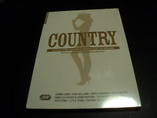 "COFFRET 3 CD NEUF ""COUNTRY - TOUS LES TITRES A POSSEDER"" The Byrds, Dolly Parton"