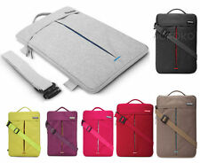 Waterproof Notebook Laptop Shoulder Carry Bag Case For Apple MacBook Air Pro MAC