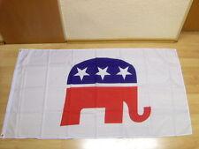 Fahne Flagge USA Republikaner - 90 x 150 cm