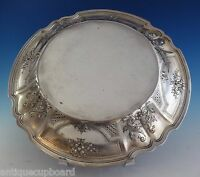 Dominick & Haff Sterling Silver Stand w/Fancy Chased Eng Motif #48-23-E (#1009)