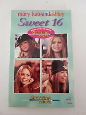Book - Mary-Kate And Ashley Sweet 16 #4 Getting There 2003 PB