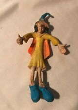 Flex And Bend Bendy Witch 1970s vintage toy made in hong kong