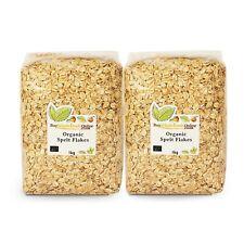 Organic Spelt Flakes 2kg | Buy Whole Foods Online | Free UK Mainland P&P