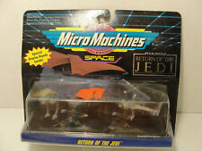 Star Wars Micro Machines RETURN OF THE JEDI ~ Sealed ~ Galoob 1996
