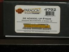 Broadway Limited HO Scale Union Pacific GE AC6000 UP #7509