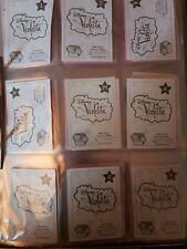 PANINI PEPPA PIG Autocollant Album de scrapbooking 10 pochettes album Leeralbum