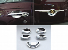 Chrysler Pt Cruiser Door Handle Cups 5 Pcs 2001- (Chrome)