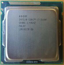Intel Core i7-2600k zócalo 1155, 4/8 x 3,4ghz - 3,8 GHz, Intel Boxed radiador, Top