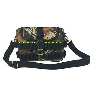 Shotgun Cartridge Bag Camouflage