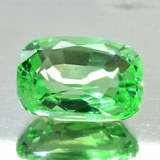 10.75 Ct 13.7x11.5 MM Cushion Emerald Green Sapphire Lab Created SG1326
