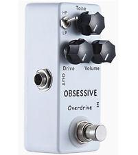 OCD Overdrive Mosky Obsessive Guitar Effects Pedal Based on Fulltone True bypass