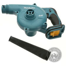 USED Makita XBU05Z Lithium-Ion Cordless 3 Speed LXT Blower in Teal - 18V