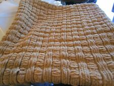 "Pottery Barn Basketweave chenille pillow cover 20""  TBWD  New"