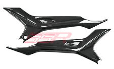 Ducati Hyperstrada Carbon Fiber Under Seat/Sub Frame Side Panel Cover Fairings