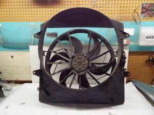 Radiator Fan Motor Fan Assembly Fits 02-04 GRAND CHEROKEE 237128