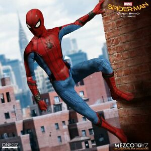 Mezco One:12 Collective SPIDER-MAN HOMECOMING -- US SELLER ---