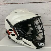 Cascade CS Lacrosse Helmet Kids Youth Junior One Size Fits Most Fit Switch White