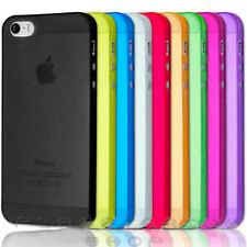 Funda trasera plastico para iphone 5 5s SE máxima Calidad