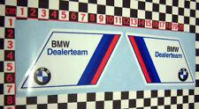 BMW Touring Car Team Sticker Flashes