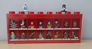 LEGO® Minifigures 71024 Disney Series 2  Der ganze Satz - alle 18 Figuren + Disp