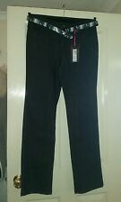 Marks and Spencer Straight Leg Regular L30 Jeans for Women