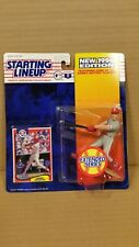 STARTING LINEUP (SLU) MLB 1994 SERIES LENNY DYKSTRA PHILLIES (ACTUAL PHOTOS)