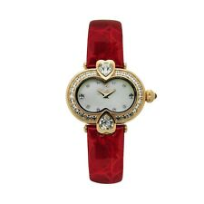 Christmas Gifts Presents Gallucci Women's Swarovski Crystals Swiss Quartz Watch