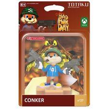 TOTAKU FIGURE * CONKER'S BAD FUR DAY No.27 * CONKER * NEW Boxed