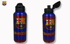 FC Barcelona Alu-Trinkflasche Botella Fan Fanshop Champions League Spain nw