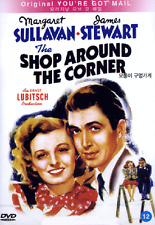 The Shop Around the Corner (1940) - James Stewart DVD *NEW [DISC ONLY]