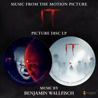 IT (ORIGINAL MOTION PICTURE SOUNDTRACK)/LIMITED PICTURE DISC - VINYL LP NEW+