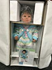 Doris Stannat Vinyl Puppe Alissa 53 cm. Top Zustand
