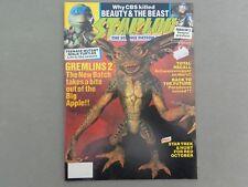 STARLOG - No 154  May 1990  Teenage Mutant Ninja Turtles, Gremlins, Robocop