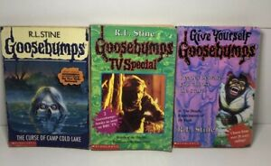The curse of camp cold lake Goosebumps TV special Give yourself goosebumps 1st p