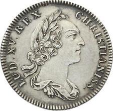 O3977 RARE R2 Jeton Louis XV Clergé Commissaires St Gervais 1746 1747 SPL