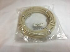 50 Foot Telephone Wire Ivory