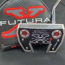"""Titleist Scotty Cameron Futura X7 Putter Right-Handed 35"""" with Head Cover"""