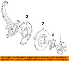 HONDA OEM-Front Wheel Bearing 44200SM1008