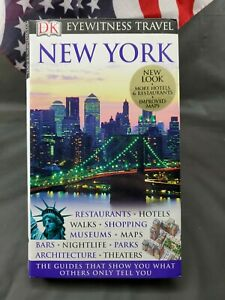 Eyewitness Travel Guide Ser.: DK Eyewitness Travel Guide - New York by Dorling …