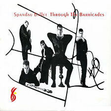 Spandau Ballet Through The Barricades 180gsm Deluxe Audiophile Vinyl LP