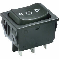 Marquardt 1839.1407 Rocker Switch DPDT On-off-on 250v AC 6 (4)a