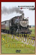 STRASBURG RAILROAD DVD STEAM