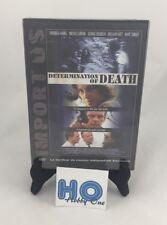 Determination of muerte - Cine independiente US - PAL - DVD - NUEVO