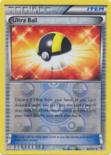 Ultra Ball 102/108 B&W Dark Explorers REVERSE HOLO PERFECT MINT! Pokemon