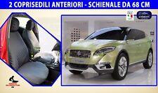 Coprisedili Suzuki S-Cross 2013> Schienali fodere copri sedili auto universali